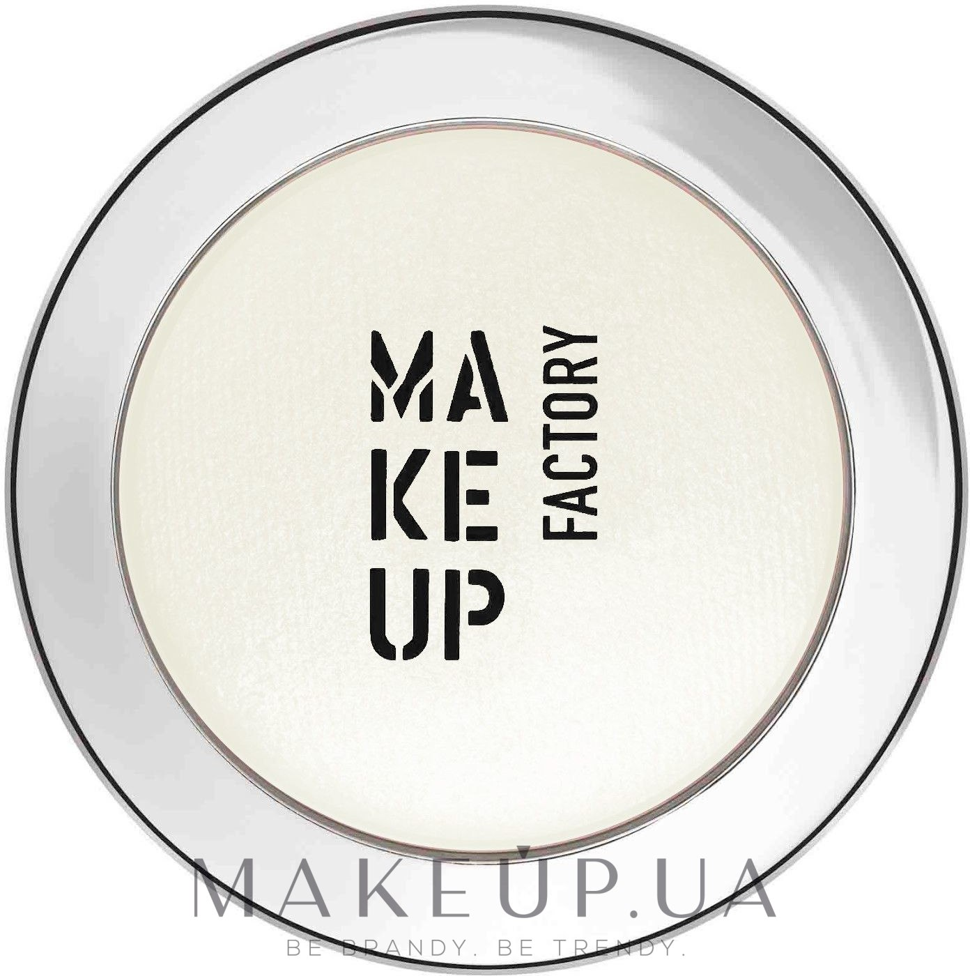 Fard de pleoape - Make Up Factory Eye Shadow Mono — Imagine 12 - India Ivory