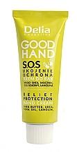 """Parfumuri și produse cosmetice Cremă de mâini """"Calmare și Protecție"""" - Delia Good Hand S.O.S Relief Protection Hand Cream"""