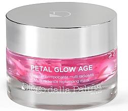 Parfumuri și produse cosmetice Mască anti-îmbătrânire pentru față - Diego Dalla Palma Petal Glow Age