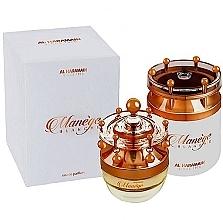 Parfumuri și produse cosmetice Al Haramain Manege Blanche - Apă de parfum