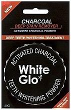 Parfumuri și produse cosmetice Praf pentru albirea dintilor - White Glo Activated Charcoal Teeth Polishing Powder
