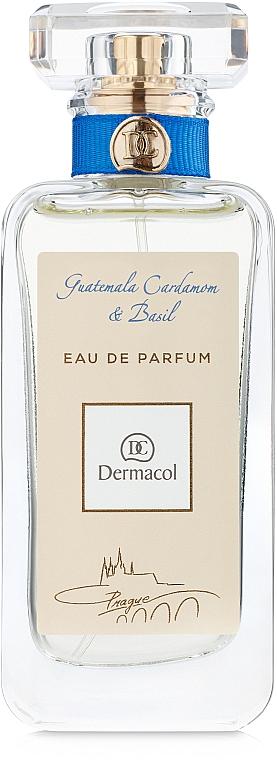 Dermacol Guatemala Cardamon And Basil - Apă de parfum
