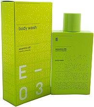 Parfumuri și produse cosmetice Escentric Molecules Escentric 03 - Gel de duș
