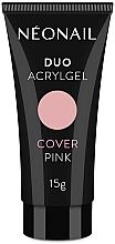 Parfumuri și produse cosmetice Gel acrilic de unghii, 15 g - NeoNail Professional Duo Acrylgel