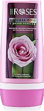 Parfumuri și produse cosmetice Balsam pentru păr puternic și strălucitor - Nature of Agiva Roses Vitalizing Conditioner For Strong & Vibrant Hair