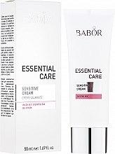 Parfumuri și produse cosmetice Cremă de față - Babor Essential Care Sensitive Cream