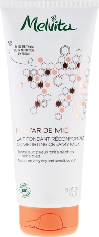 LAPTE PENTRU CORP - Melvita Nectar de Miels Comforting Creamy Milk — Imagine N1