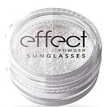 Parfumuri și produse cosmetice Pudră de unghii - Silcare Sunglasses Effect Powder