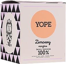 "Parfumuri și produse cosmetice Lumânare parfumată ""Winter Rarity"" - Yope Winter Rarity Candle"
