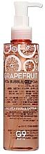 Parfumuri și produse cosmetice Spumă de curățare cu extract de grapefruit pentru față - G9Skin Grapefruit Vita Bubble Oil Foam
