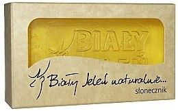 Parfumuri și produse cosmetice Гипоаллергенное мыло, экстракт из подсолнуха - Bialy Jelen Hypoallergenic Soap Extract Calendula