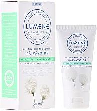 Parfumuri și produse cosmetice Cremă de zi matifiantă pentru față - Lumene Klassikko Day Cream