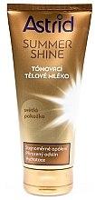 Parfumuri și produse cosmetice Loțiune tonifiantă pentru ten deschis - Astrid Summer Shine