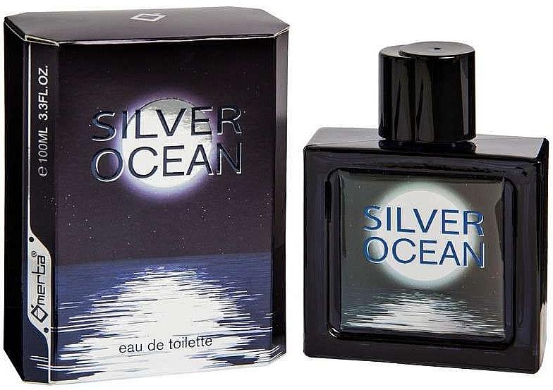 Omerta Silver Ocean - Apă de toaletă  — Imagine N1