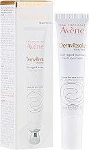 Parfumuri și produse cosmetice Cremă pentru pleoape - Avene Eau Thermale Derm Absolu Eye Cream