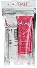 "Parfumuri și produse cosmetice Set ""Duet Rose de Vigne"" - Caudalie (lip/balm/con/4.5g + cr/30ml)"