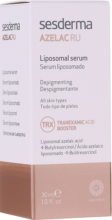 Set - SesDerma Laboratories (f/ser/30ml + f/cr/30ml) — Imagine N6
