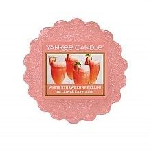 Parfumuri și produse cosmetice Ceară aromată - Yankee Candle White Strawberrty Bellini