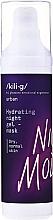 Parfumuri și produse cosmetice Gel-mască hidratantă de noapte pentru față - Kili·g Urban Anti Pollution Hydrating Night Gel-Mask