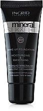 Parfumuri și produse cosmetice Fond de ten - Ingrid Cosmetics Mineral Silk & Lift (Tester)