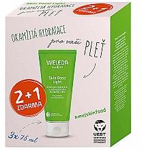 Parfumuri și produse cosmetice Set - Weleda Skin Food Light Multipack (3x75ml)