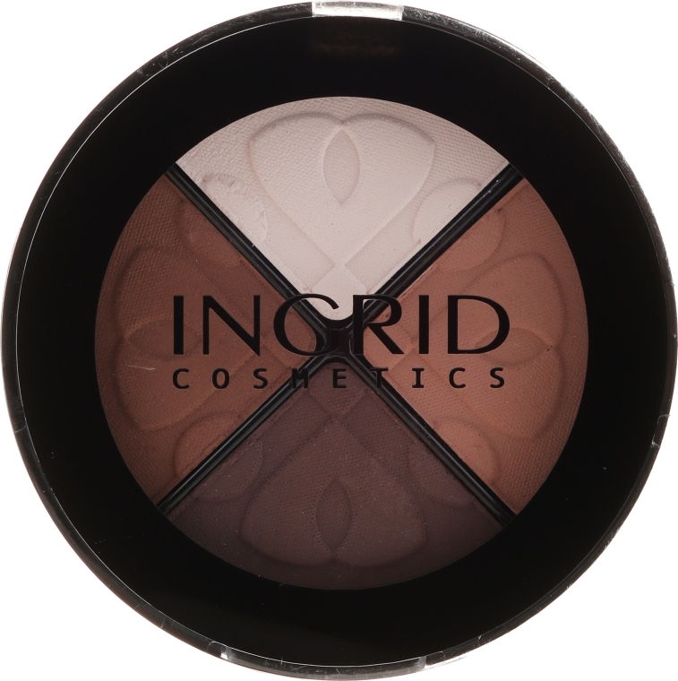 Farduri de ochi - Ingrid Cosmetics Smoky Eyes Eye Shadows