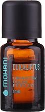 Parfumuri și produse cosmetice Ulei esențial organic de eucalipt - Mohani Oil