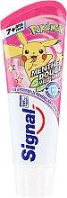 Parfumuri și produse cosmetice Pastă de dinți pentru copii, roz - Signal Junior Pokemon Toothpaste