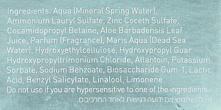 "Gel de duș ""Sărutul mării"" - Ahava Deadsea Water Sea-kissed Shower Gel — Imagine N4"