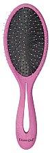 Parfumuri și produse cosmetice Perie de păr, biodegradabilă 1276, roz - Donegal Eco Brush