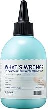 Parfumuri și produse cosmetice Пилинг-мыло для локтей и пяток - Frudia What's Wrong Help Vinegar Elbow & Heel Peeling Soap