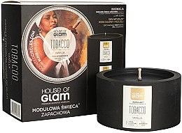 Parfumuri și produse cosmetice Lumânare parfumată - House of Glam Tobacco & Vanilla Candle