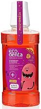 """Parfumuri și produse cosmetice Apă de gură pentru copii """"Căpșună"""" - Ecodenta Super+Natural Oral Care Strawberry"""