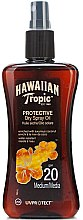 Parfumuri și produse cosmetice Spray de corp - Hawaiian Tropic Protective Dry Oil SPF20