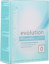 Parfumuri și produse cosmetice Set pentru ondularea chimică pentru păr gros - Goldwell Evolution Neutral Wave 0 Set