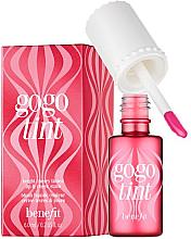 Parfumuri și produse cosmetice Pigment lichid pentru buze și obraji - Benefit Gogo Tint (mini)