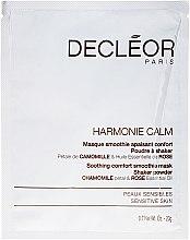 Parfumuri și produse cosmetice Mască de față - Decleor Harmonie Calm Soothing Comfort Smoothie Mask Shaker Powder