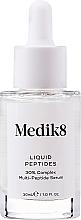Parfumuri și produse cosmetice Ser cu peptide lichide - Medik8 Liquid Peptides