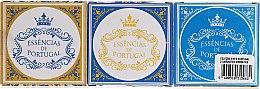 Parfumuri și produse cosmetice Set - Essencias De Portugal Living Portugal (soap/3x50g) (3 x 50 g)