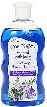 """Parfumuri și produse cosmetice Spumă de baie """"Rozmarin"""" - Bluxcosmetics Naturaphy Herbal Bath Foam"""