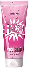 Parfumuri și produse cosmetice Moschino Pink Fresh Couture - Gel de duș