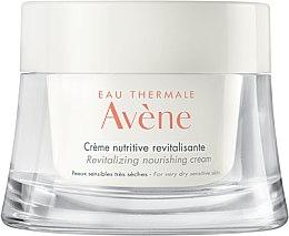 Parfumuri și produse cosmetice Cremă de față - Avene Eau Thermale Revitalizing Nourishing Cream