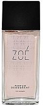 Parfumuri și produse cosmetice Vittorio Bellucci Zoe - Spray deodorant