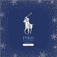Parfumuri și produse cosmetice Ralph Lauren Polo Deep Blue Holiday Gift Set - Set (parfum/125ml + parfum/40ml)