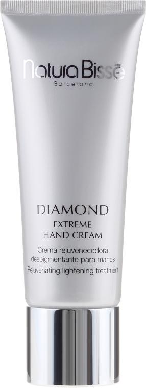 Cremă de mâini - Natura Bisse Diamond Extreme Hand Cream — Imagine N2
