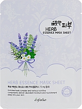 Parfumuri și produse cosmetice Mască de țesut cu extract de plante - Esfolio Pure Skin Essence Herb Mask Sheet
