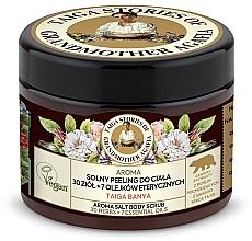 Parfumuri și produse cosmetice Scrub pentru corp - Rețetele Bunicii Agafia Poveștile Taiga