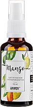 Parfumuri și produse cosmetice Ulei de păr - Anwen Mango Oil For Medium-Porous Hair (sticlă)
