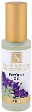Parfumuri și produse cosmetice Ulei parfumat - Health and Beauty Huile Aromatique De Luxe Aline