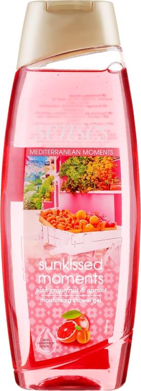Gel de duș - Avon Senses Sunkissed Moments Shower Gel — Imagine N1